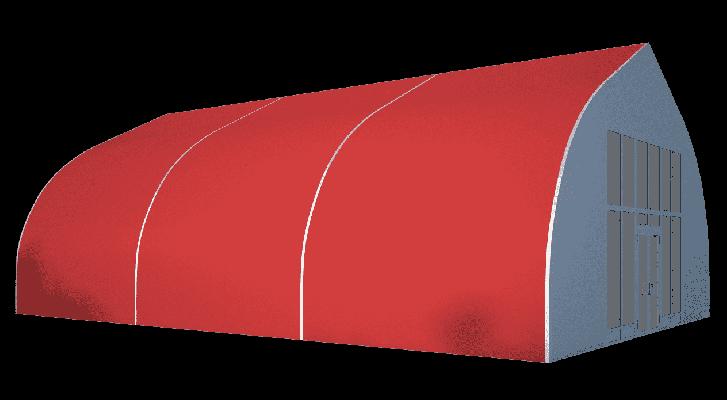 Тентовые ангары Лого слайдер на главную