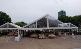 Большие шатры