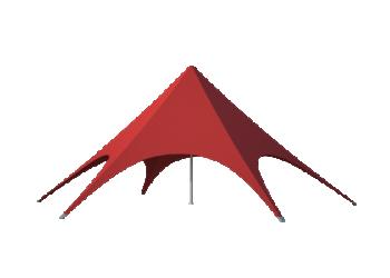 Для спортивно-массовых мероприятий — Звезда шатры Лого главная