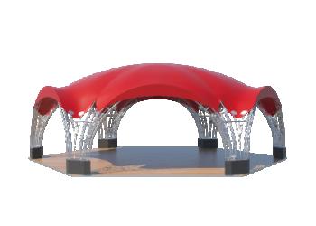 Арочные шатры для торжеств и официальных мероприятий Лого главная