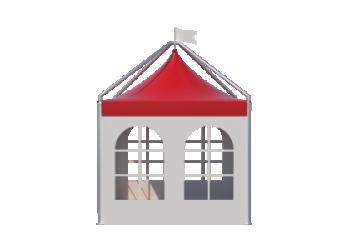 Пагода шатры для торжеств и официальных мероприятий Лого главная