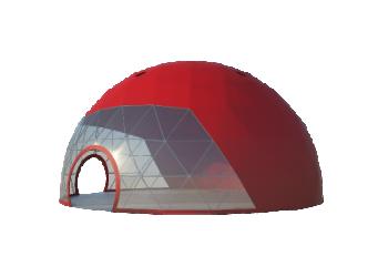 Сферические шатры для торжеств и официальных мероприятий Лого главная