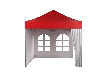 Мобильные шатры Лого главная