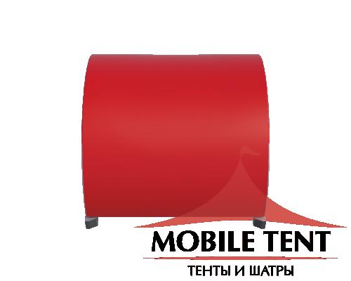 Арочный шатёр 6х5 — 30 м² Схема 3