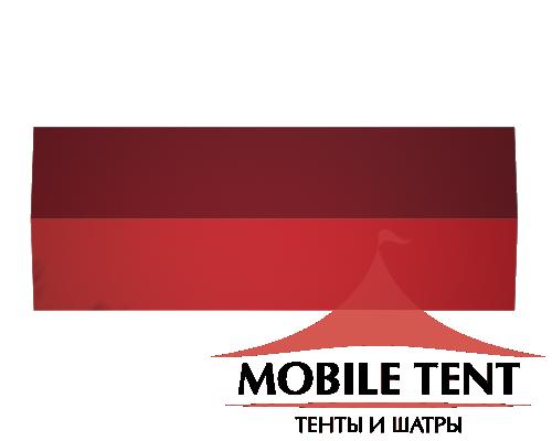 Классический шатёр 15х40 Схема 4