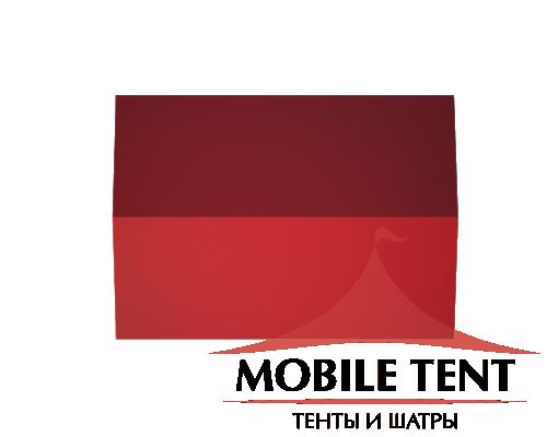 Классический шатёр — 25х35 Схема 4