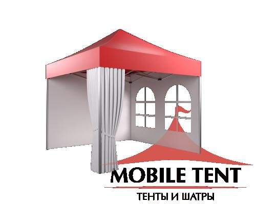 Мобильный шатёр Prof 3х3 Схема 3