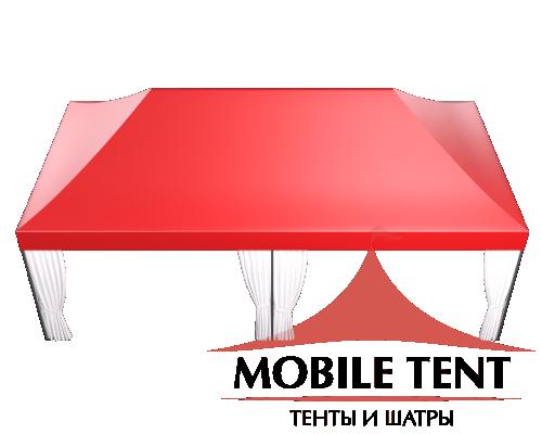Мобильный шатёр Prof 4х8 Схема