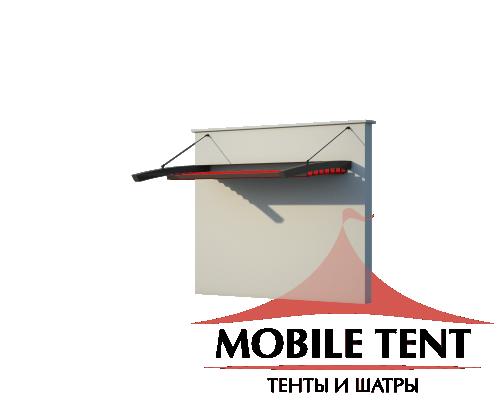 Пергола Подвесная 4х6 Схема