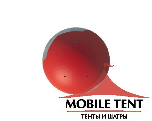 Сферический шатер диаметр 35 м Схема 4