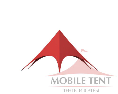 Шатёр Звезда (Диаметр 12 м) Схема 3