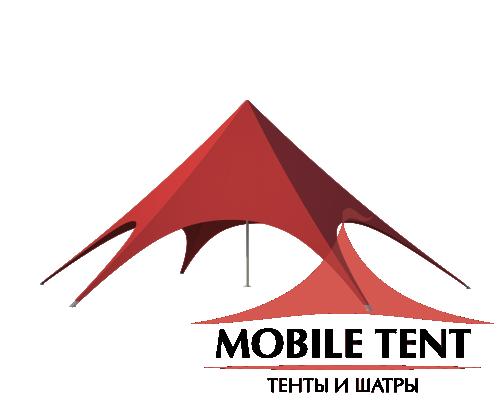 Шатер Звезда (Диаметр 14 м) Схема 1
