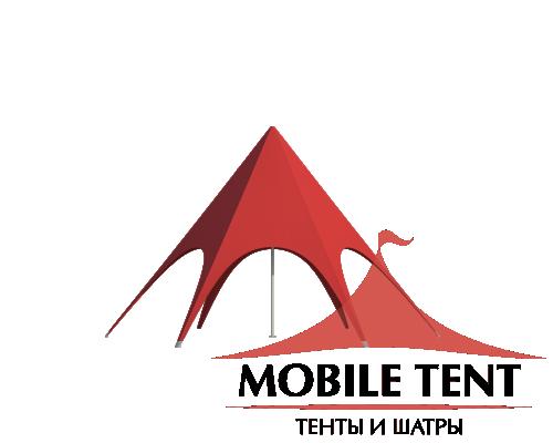Шатер Звезда (Диаметр 8 м) Схема 2