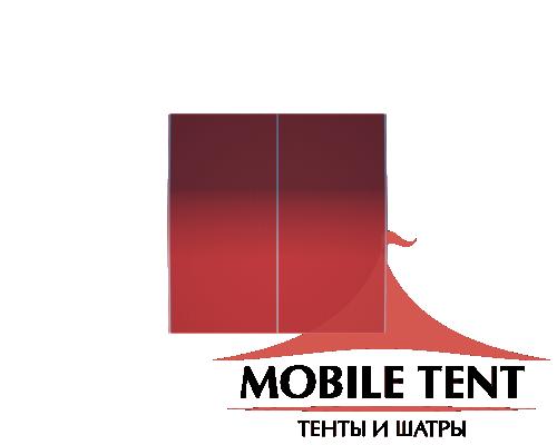 Шатёр для мероприятий 10x10 м Схема 4