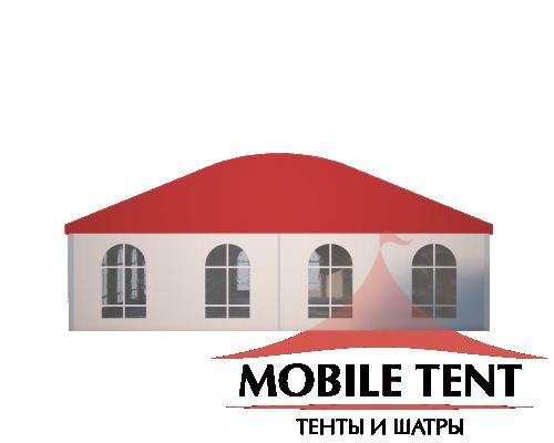 Шатёр для мероприятий 10x15 м Схема 2