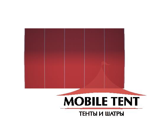 Шатёр для мероприятий 15х25 Схема 4