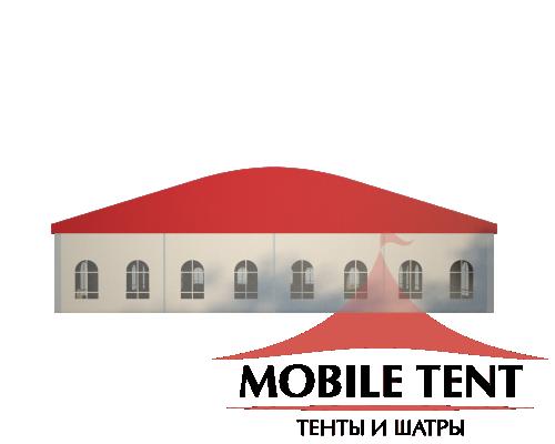 Шатёр для мероприятий 20х35 Схема 2