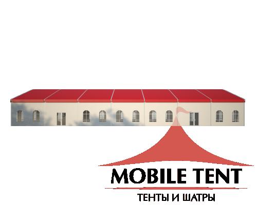 Шатёр для мероприятий 20х35 Схема 3