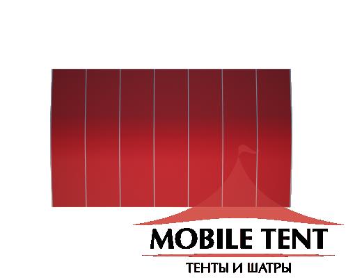 Шатёр для мероприятий 20х35 Схема 4
