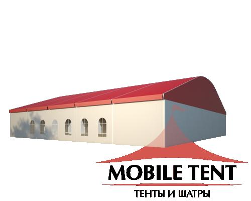 Шатёр для мероприятий 25х25 Схема 1