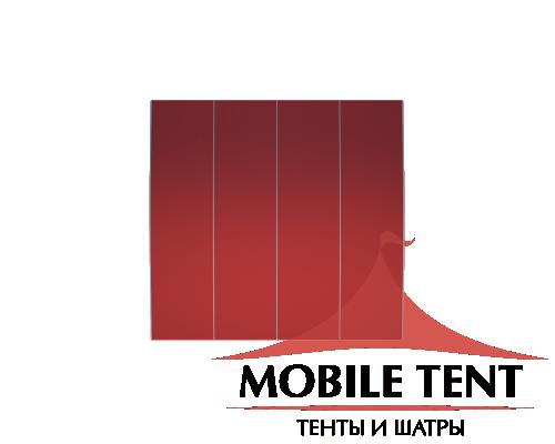Шатёр для выставок 15х20 Схема 4