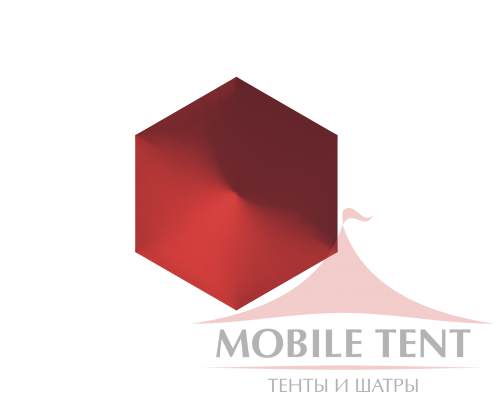 Шестигранный шатёр Римини (Диаметр 10 м) Схема 4