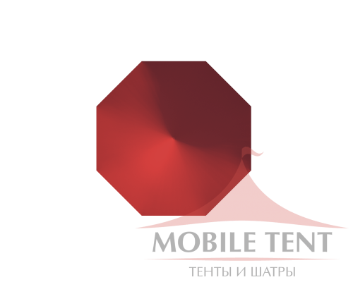 Шестигранный шатёр Римини (Диаметр 15 м) Схема 4