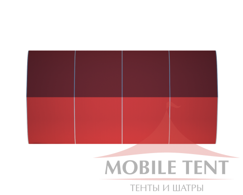 Тентовый ангар 10х20 Схема 4