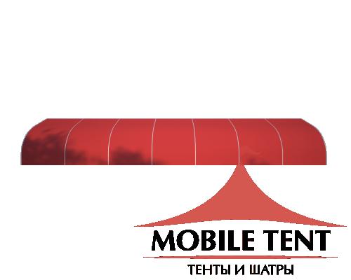 Тентовый ангар 10х35 Схема 3