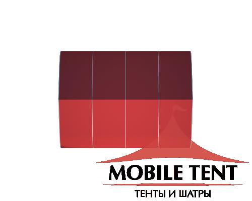 Тентовый ангар 15х20 Схема 4