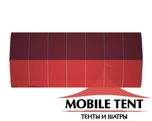 Тентовый ангар 15х35 Схема 4