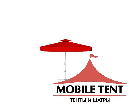 Зонт Premium 3х3 Схема 4