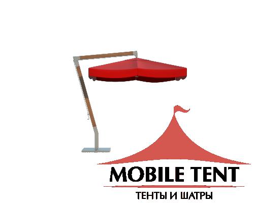 Зонт Premium Side 3х3 Схема 3