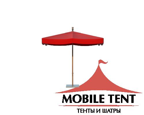 Зонт Premium Side 4х4 Схема 4