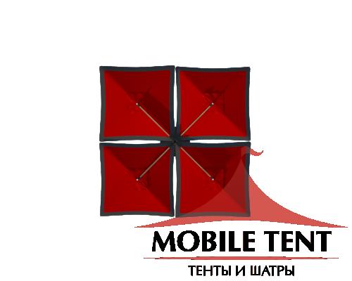 Зонт Quatro 10x10 Схема 5
