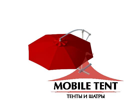 Зонт Side диаметр 3 Схема