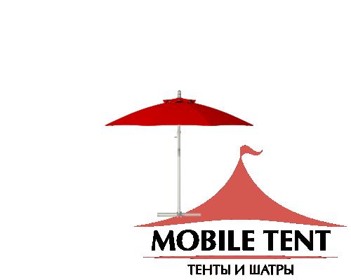 Зонт Side диаметр 3 Схема 4