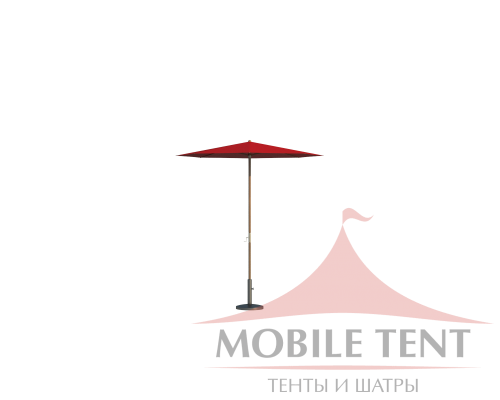 Зонт Standart диаметр 2 Схема 3