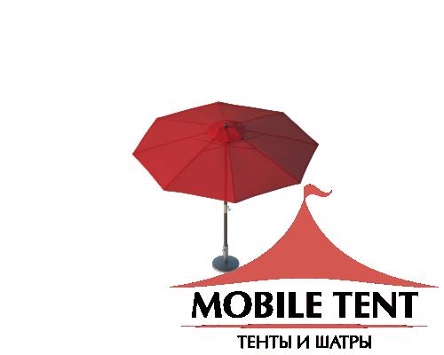 Зонт Standart диаметр 5 Схема