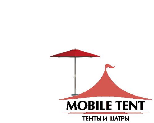 Зонт Standart диаметр 5 Схема 3
