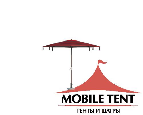 Зонт Tiger диаметр 2 Схема 3