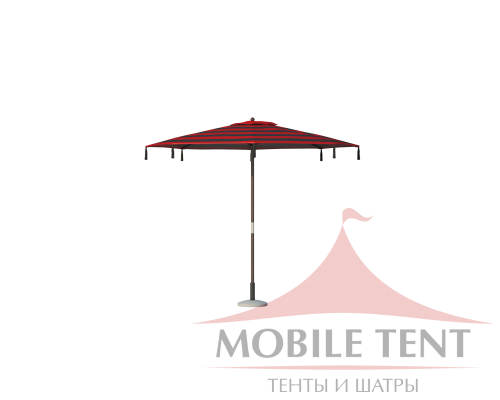 Зонт Tiger диаметр 2 Схема 4