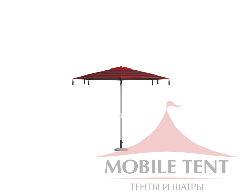 Зонт Tiger диаметр 4 Схема 3