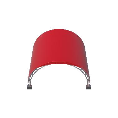 Арочный шатёр 6х5 — 30 м² Схема
