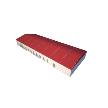 Шатёр для мероприятий 15х40 Схема