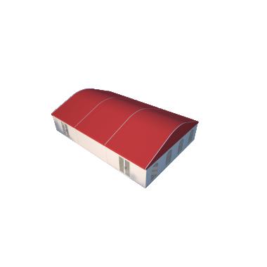 Шатёр для мероприятий 10x15 м Схема