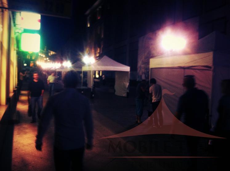 Торговые шатры 3х3 Фотогалерея 3