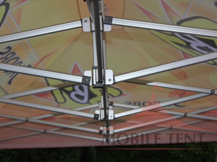 Мобильный шатёр JACOBS Фотогалерея 7