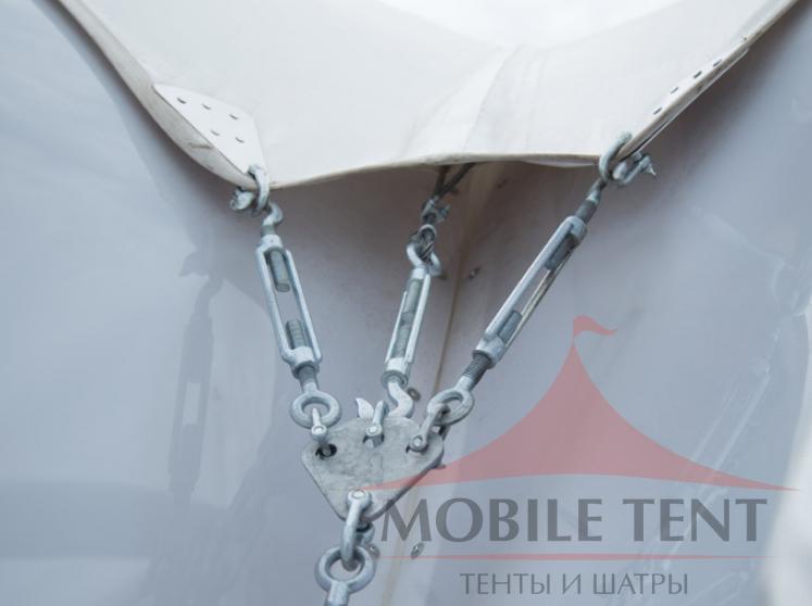 Арочный шатер для «Ольшанец-Парк Фотогалерея 6