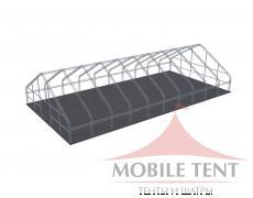 Арочный ангар 25х50 м Схема 5